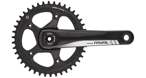 SRAM Rival 1 - Bielas - 175mm BB30 negro